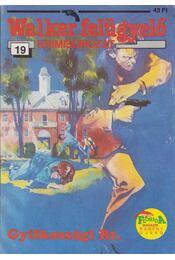 Gyilkossági Rt. - Régikönyvek