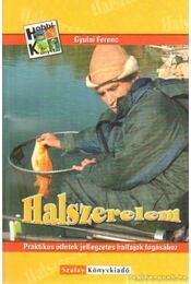 Halszerelem - Gyulai Ferenc - Régikönyvek