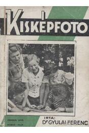 Kisképfoto - Gyulai Ferenc - Régikönyvek
