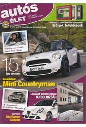 Autós élet 2010. április - Gyulai Kinga (főszerkesztő) - Régikönyvek