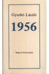 1956 - Gyurkó László - Régikönyvek