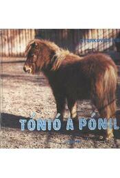 Tónió a póniló - Gyurkovics Tibor - Régikönyvek