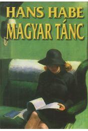 Magyar tánc - Habe, Hans - Régikönyvek
