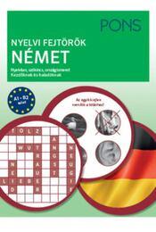 PONS Nyelvi fejtörők - Német - Hahn, Romy - Régikönyvek