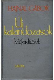 Új kalandozások - Hajnal Gábor - Régikönyvek
