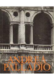 Andrea Palladio - Hajnóczi Gábor - Régikönyvek