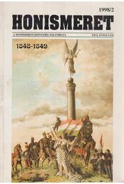 Honismeret 1998/2 - Halász Péter - Régikönyvek