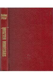 Misztert honfitárs - Halász Péter - Régikönyvek