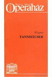 Tannhäuser - Halász Péter - Régikönyvek