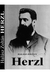 Herzl - Halász Zoltán - Régikönyvek