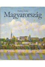 Magyarország - Halász Zoltán - Régikönyvek