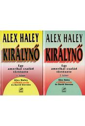 Királynő I-II. kötet - Haley, Alex - Régikönyvek