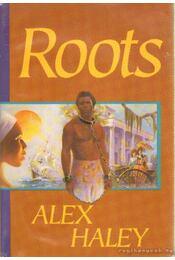 Roots - Haley, Alex - Régikönyvek
