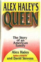 Queen - Haley, Alex, Stevens, David - Régikönyvek