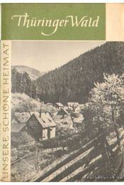 Thűringer Wald - Hammer, Franz - Régikönyvek