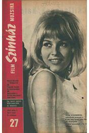 Film-Színház-Muzsika 1967 27-52. szám - Hámori Ottó - Régikönyvek