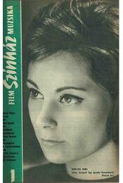 Film-Színház-Muzsika 1967 XI. évfolyam (teljes) - Hámori Ottó - Régikönyvek