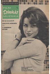 Film-Színház-Muzsika 1969 XIII. évf. (teljes) - Hámori Ottó - Régikönyvek