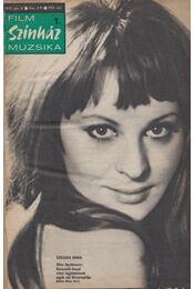 Film-Színház-Muzsika 1973 XVII. évf. (teljes) - Hámori Ottó - Régikönyvek