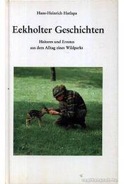Eekholter Geschicten (Eekholti történetek) - Hans-Heinrich Hatlapa - Régikönyvek