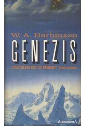 Genezis - Harbinson, W. A. - Régikönyvek