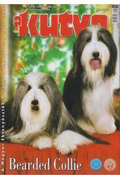 A Kutya LXXI. évf. 2008/12 - Harcsás Márta (főszerk.) - Régikönyvek