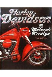 Harley Davidson - Rafferty, Tod - Régikönyvek