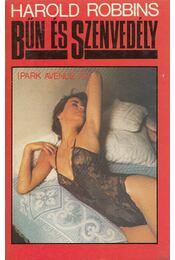 Bűn és szenvedély - Harold Robbins - Régikönyvek