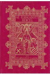 Az elragadott herceg - Harsányi Lajos - Régikönyvek