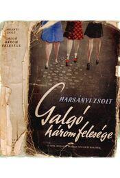 Galgó három felesége - Harsányi Zsolt - Régikönyvek
