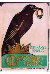Mathias Rex I-III.kötet - Harsányi Zsolt - Régikönyvek