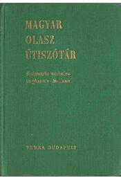 Magyar-olasz, olasz-magyar útiszótár - Havas Lívia - Régikönyvek