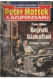 Bejrúti tűzkatlan - Hebel, Peter - Régikönyvek
