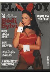 Playboy 2002. november - Hefner, Hugh M., Pósa Árpád - Régikönyvek