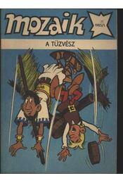 A tűzvész (Mozaik 1985/1.) - Hegen, Hannes - Régikönyvek