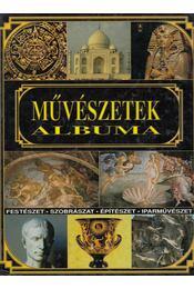 Művészetek albuma - Hegyi Borbála - Régikönyvek