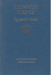 Heinrich Heine legszebb versei - Heine, Heinrich - Régikönyvek