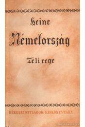 Németország - Heine, Heinrich - Régikönyvek