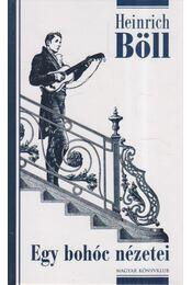 Egy bohóc nézetei - Heinrich Böll - Régikönyvek