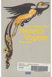 Heinrich Vogeler - Zeichnungen - Heinrich Wiegand Petzet - Régikönyvek