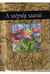 A szépség szavai - Helen Exley - Régikönyvek