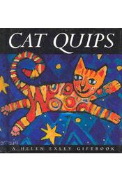 Cat Quips - Helen Exley - Régikönyvek