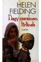Nagy szerelmem története - Helen Fielding - Régikönyvek