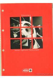 Helios ventilátorok - Régikönyvek