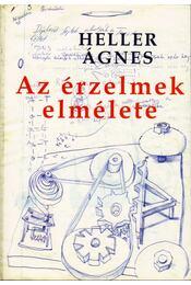 Az érzelmek elmélete - Heller Ágnes - Régikönyvek