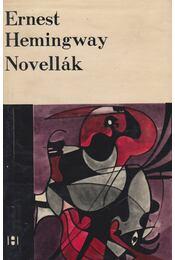 Novellák - Hemingway, Ernest - Régikönyvek