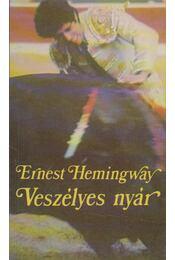 Veszélyes nyár - Hemingway, Ernest - Régikönyvek