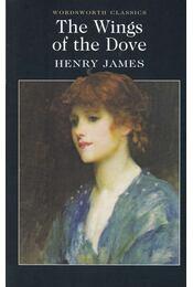 Wings of the Dove - Henry James - Régikönyvek