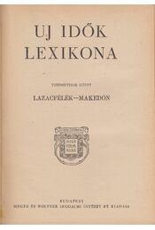 Uj idők lexikona XVII. kötet - Herczeg Ferenc - Régikönyvek