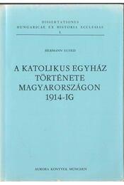A katolikus egyház története Magyarországon 1914-ig - Hermann Egyed - Régikönyvek